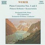 Benjamin Frith Piano Concertos Nos.1 & 2