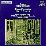 Daniel Blumenthal Piano Concertos Nos.2 - 4