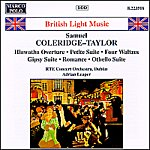 Adrian Leaper British Light Music: Hiawatha Overture/Petite Suite