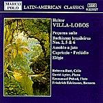 Emmanuel Pahud Latin-American Classics: Pequena Suite/Bachianas Brasileiras Nos.2, 5 and 6