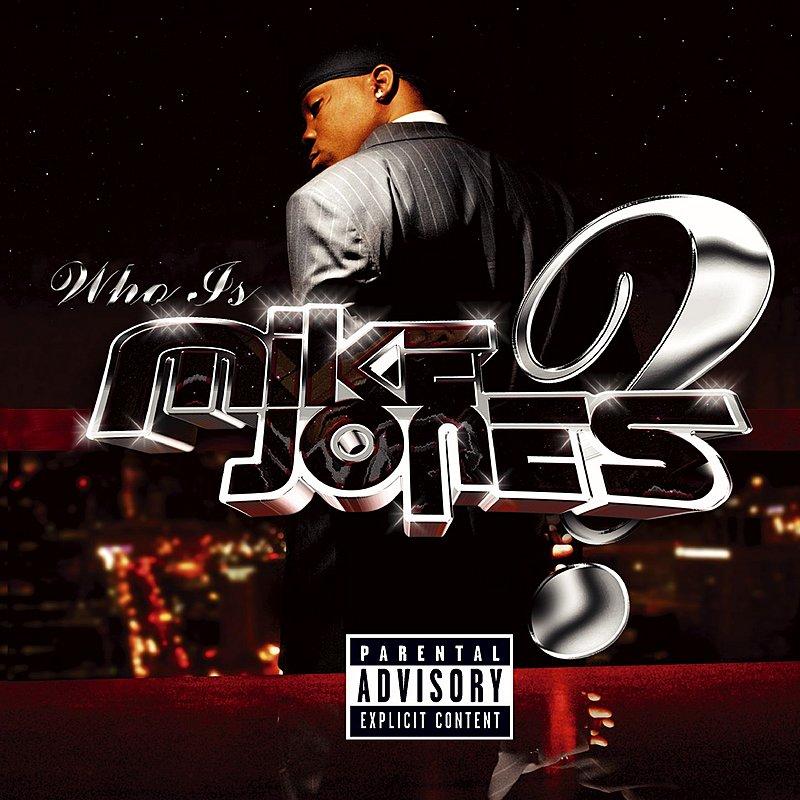 Cover Art: Who Is Mike Jones? Screwed & Chopped (Parental Advisory)