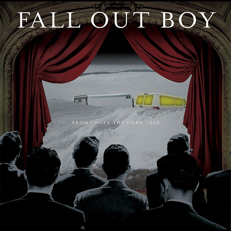 Fall out boy - my songs know what you did in the dark - song