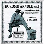 Kokomo Arnold Kokomo Arnold: Complete Recorded Works, Vol.1 (1930-1935)