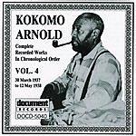Kokomo Arnold Kokomo Arnold: Complete Recorded Works, Vol.4 (1933-1934)
