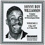Sonny Boy Williamson Sonny Boy Williamson: Complete Recorded Works, Vol.1 (1937-1938)