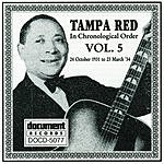 Tampa Red Tampa Red: Complete Recorded Works, Vol.5 (1931-1934)