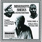 Mississippi Sheiks Mississippi Sheiks & The Chatman Brothers: Complete Recorded Works, Vol.4 (1934-1936)