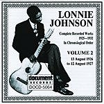 Lonnie Johnson Lonnie Johnson: Complete Recorded Works, Vol.2  (1926-1927)