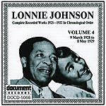 Lonnie Johnson Lonnie Johnson: Complete Recorded Works, Vol.4 (1928-1929)