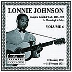 Lonnie Johnson Lonnie Johnson: Complete Recorded Works, Vol.6 (1930-1931)