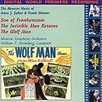 William Stromberg The Monster Music Of Hans J. Salter And Frank Skinner