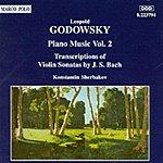 Konstantin Scherbakov Transcriptions Of Violin Sonatas By J.S. Bach