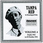 Tampa Red Tampa Red: Complete Recorded Works, Vol.4 (1930-1931)