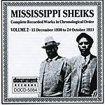 Mississippi Sheiks Mississippi Sheiks, Vol.2 (1930 - 1931)
