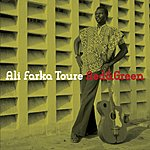 Ali Farka Touré Red & Green
