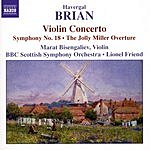 Marat Bisengaliev 20th Century British: Violin Concerto/Symphony No.18/The Jolly Miller Overture