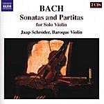 Jaap Schröder Sonatas And Partitas For Solo Violin