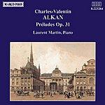 Laurent Martin Preludes, Op.31