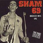 Sham 69 Greatest Hits Live