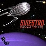 Sinestro Beam Me Up