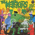 The Meteors The Mutant Monkey & The Surfers From Zorch (Bonus Track)