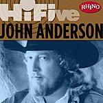 John Anderson Rhino Hi-Five: John Anderson