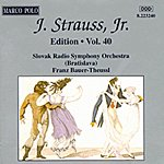 Franz Bauer-Theussl Johann Strauss, Jr. Edition: Vol. 40