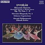 Zdenek Kosler Slavonic Dances Op.72/Slavonic Rhapsody