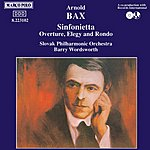 Barry Wordsworth Sinfonietta/Overture, Elegy And Rondo