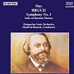 Manfred Honeck Symphony No.3/Suite On Russian Themes