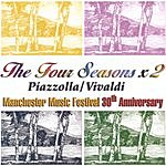 Manchester Music Festival Orchestra The Four Seasons x 2