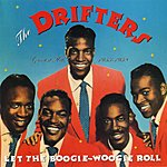 The Drifters Let The Boogie-Woogie Roll: Greatest Hits 1953-1958