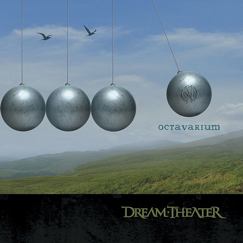 Cover Art: Octavarium