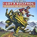 David Holt I Got A Bullfrog