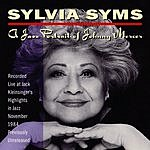 Sylvia Syms A Jazz Portrait Of Johnny Mercer
