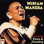 Miriam Makeba Live From Paris & Conakry