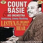 Count Basie & His Orchestra Listen My Children And You Shall Hear