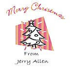 Jerry Allen Merry Christmas From Jerry Allen
