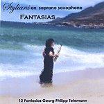 Styliani 12 Fantasias By G.P. Telemann