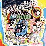Mixel Pixel Rainbow Panda