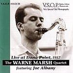 Warne Marsh Live At Dana Point 1957
