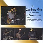 The Zak Perry Band As Live As It Gets