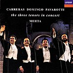 José Carreras The Three Tenors In Concert: Rome 1990