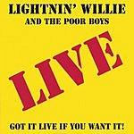 Lightnin' Willie & The Poorboys Lucky As The Devil