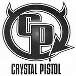 Crystal Pistol Watch You Bleed