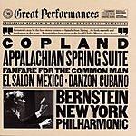 Leonard Bernstein Appalachian Spring Suite/Fanfare For The Common Man