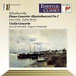 New York Philharmonic Piano Concerto No.1/Violin Concerto