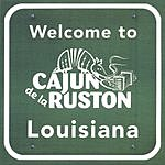 Cajun De La Ruston Welcome To Louisiana