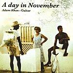 Adam Khan A Day In November