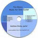 Matthew Hinsley Music For Solo Guitar